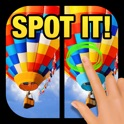What's the Difference? ~ spot the hidden objects icon