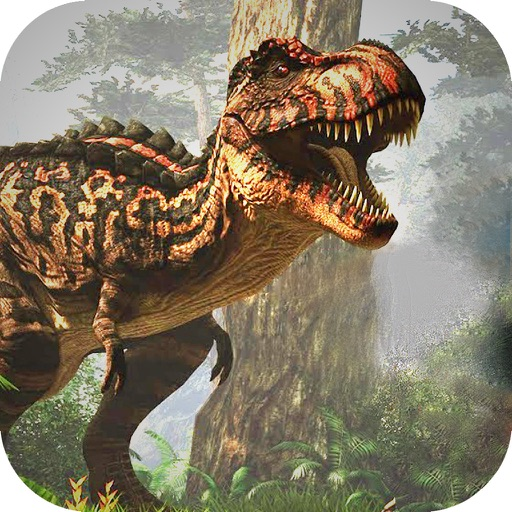 Dinosaur Hunter Reloaded iOS App