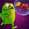 Bubble Jungle ® Pro - Super Chameleon Platformer World (AppStore Link)