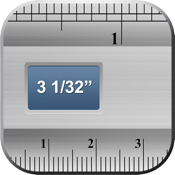 Ruler - With Tape Measure and Unit Converter icon