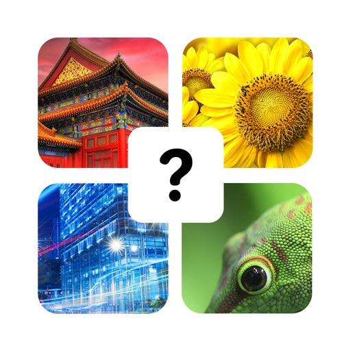 Reveal the Pics - Fun Top Word Guess Quiz Games iOS App