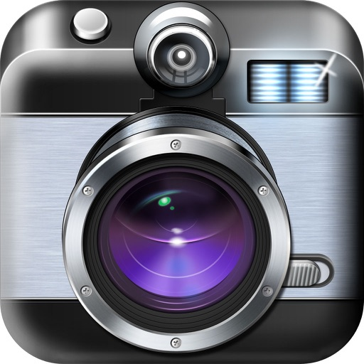 Fisheye Pro - Camera with Film, LOMO Lens, Editor