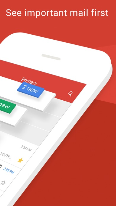 download Gmail - Email by Google apps 0