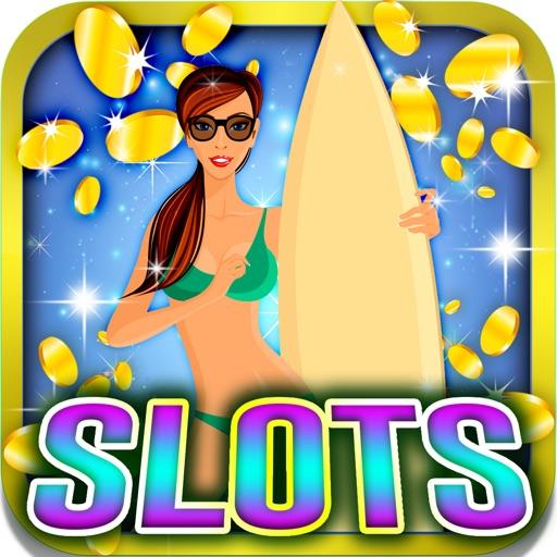 Super Summer Slots: Be the fortunate summer winner iOS App