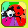 Insect Animals Word Connect Matching Puzzles Games
