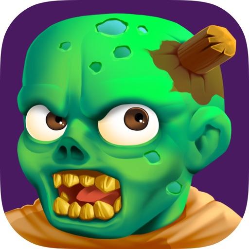 Grandpa Zombie - Age of Dead in Zombie Village