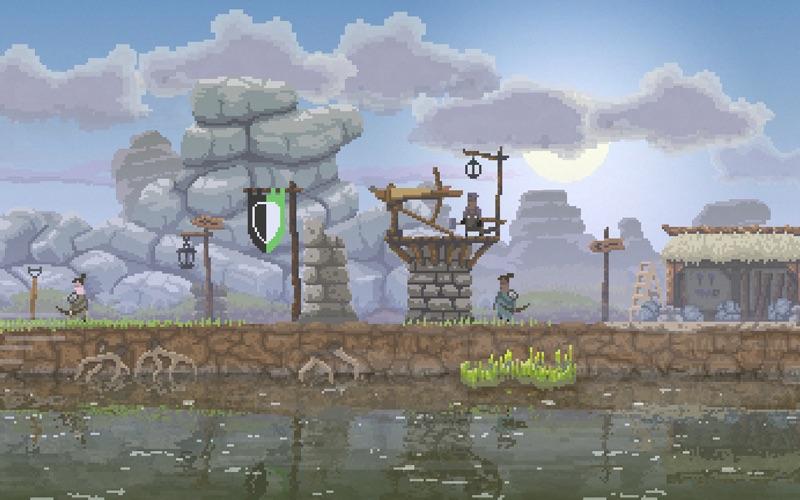 Kingdom: New Lands Screenshots