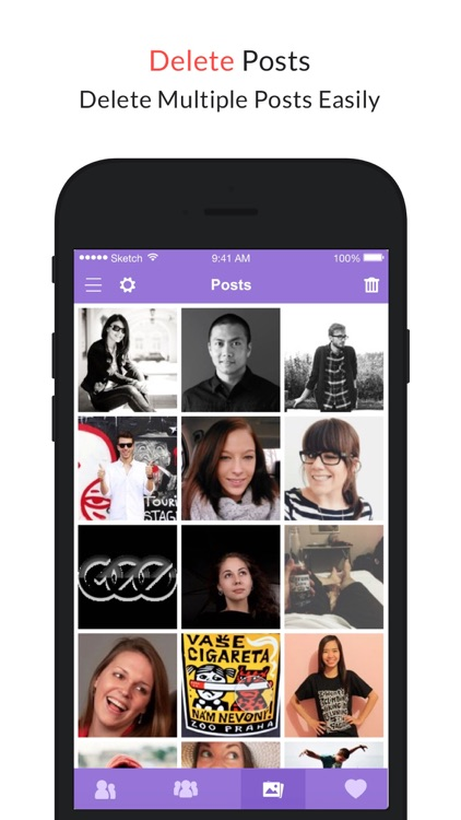 IG Cleaner-Insta Mass Delete&Blocked for Instagram by Weixin