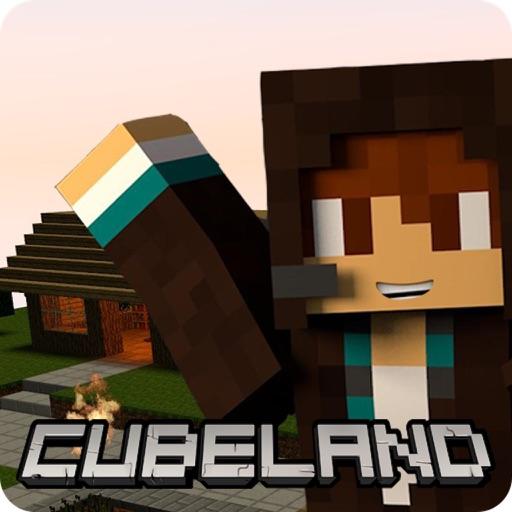 CubeLand PE -- Build, Mind and Craft Your Dream! iOS App