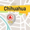 Chihuahua Offline Map Navigator and Guide
