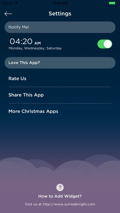 Christmas Countdown - When is Santa Claus Coming ? on the App Store