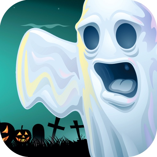 Bust the Ghost Sneaker in Cemetery Horror Quests iOS App