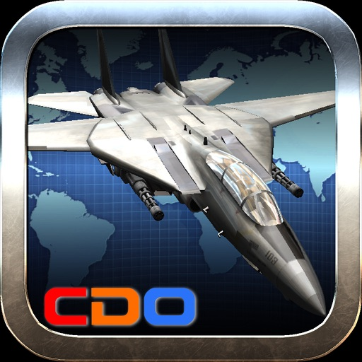 Air Combat Racing iOS App