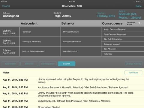 BehaviorSnap screenshot 3