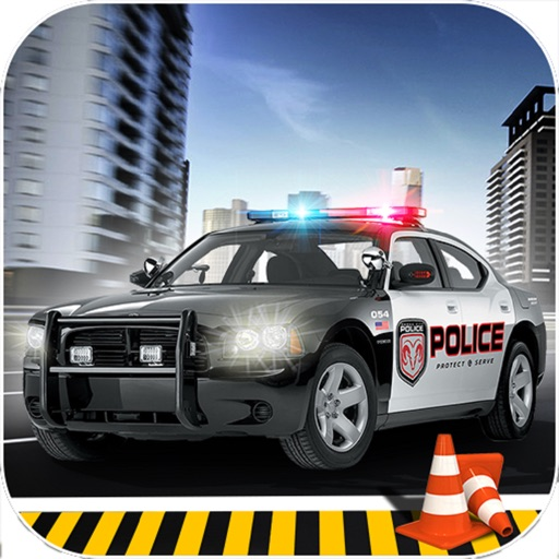 City Police Parking Kings : Highway Traffic Rush iOS App