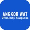 Angkor Wat Cambodia Offiline Map Navigation Guide