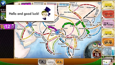 Screenshot #10 for Ticket to Ride