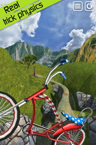 Touchgrind BMX screenshot 2