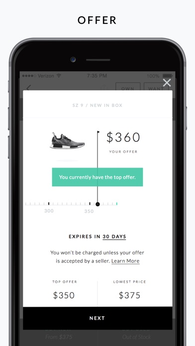 download GOAT – Shop Sneakers apps 1