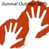 Survival für Anfänger-Outdoor-Fähigkeiten und Guid