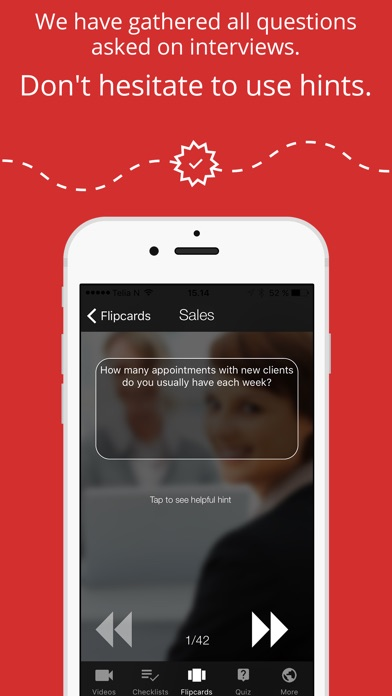 Job Interview AppСкриншоты 4