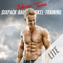 Adrian James Sixpack-Bauchmuskel-Training Lite