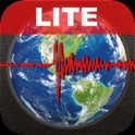Earthquake Lite - Realtime Tracking App icon
