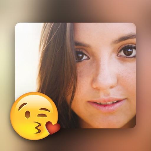 Square Frame - Emoji & Blur Photo Editor for Instagram No Crop Par ...