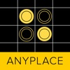 Anyplace Reversi - Othello : black & white anyplace control 3 6