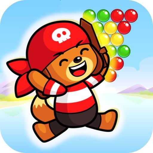 Boom Ship Pirates - Bubble Hunter iOS App