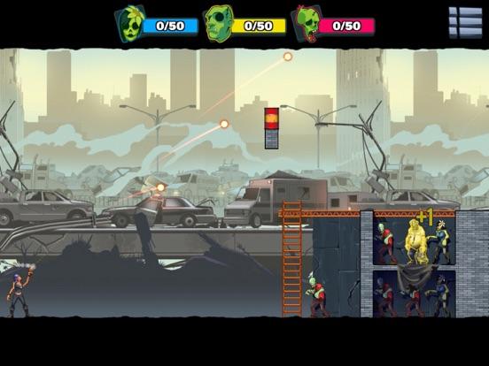 Stupid Zombies 3 для iPad