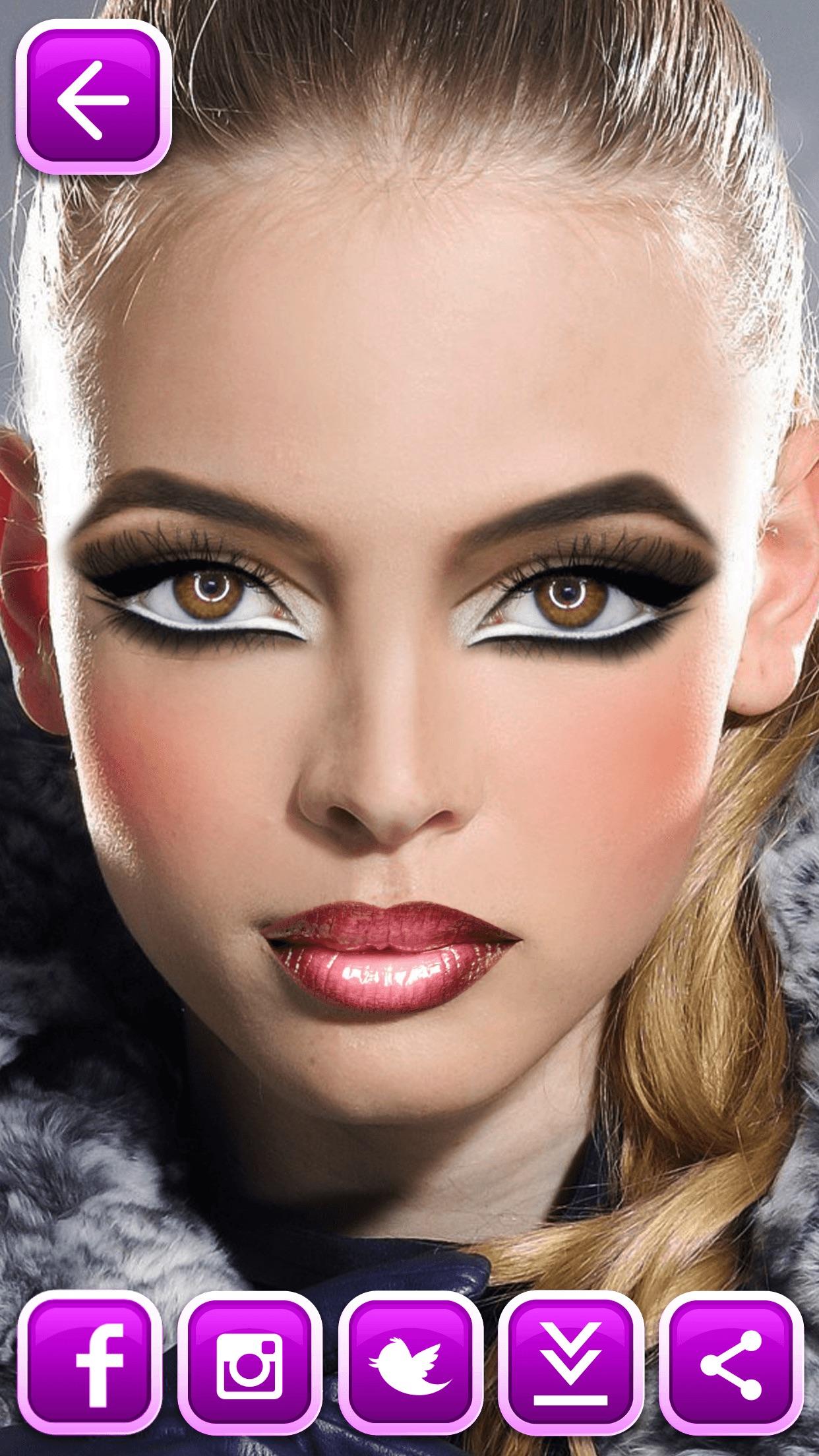 Фото макияж редактор i