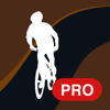 runtastic - Runtastic Mountain Bike PRO -Compteur GPS vélo VTT illustration