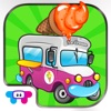 Ice Cream Truck: A Crazy Chef Adventure