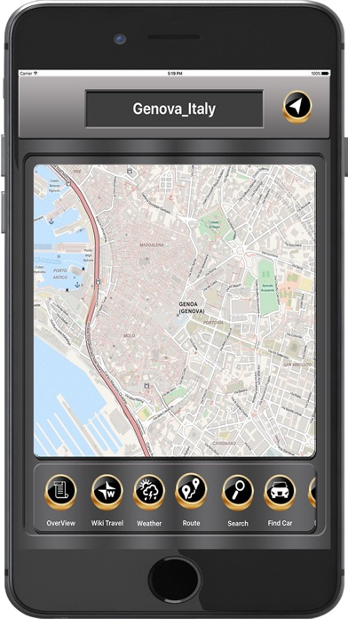 download Genova_Italy Offline maps & Navigation apps 1
