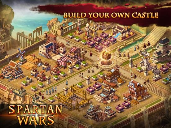 Spartan Wars Screenshots