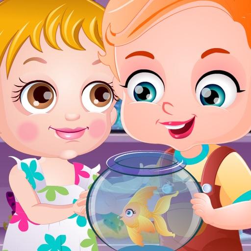 Baby Care Goldfish iOS App