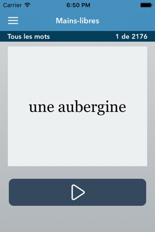 French | Korean - AccelaStudy® screenshot 4