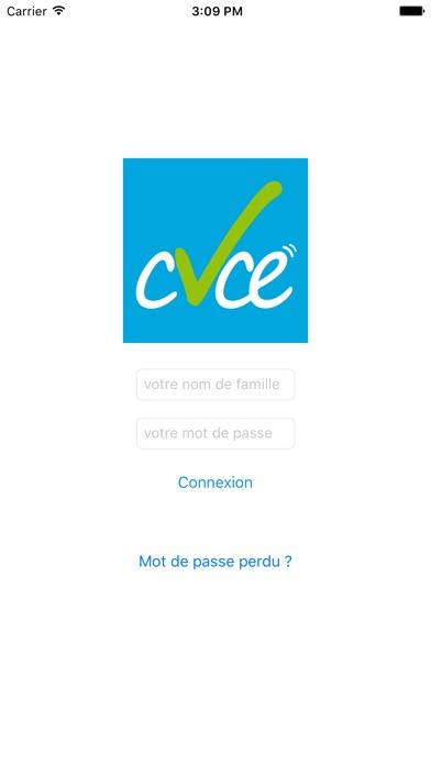 Capture d'écran de CVCE1