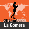 La Gomera Offline Map and Travel Trip Guide