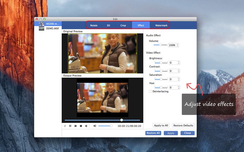 Super Video Converter-Video to MP4/MP3 Converter Screenshots