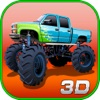 3D Truck Sim Realistic - Racing in Car Driving Stunt Simulator Free