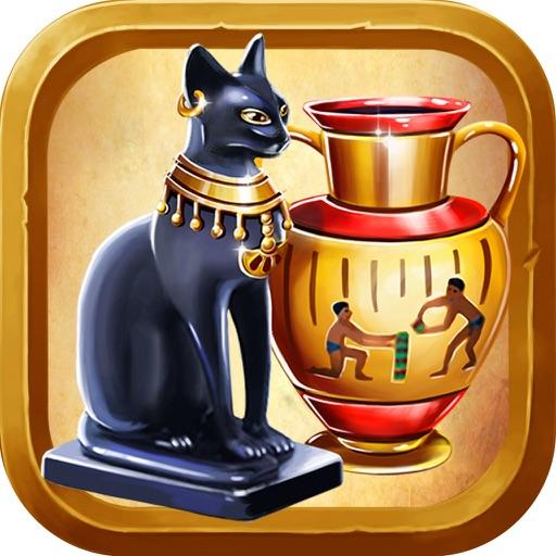 Egyptian Symbols Slot Machine - Spin & Win iOS App