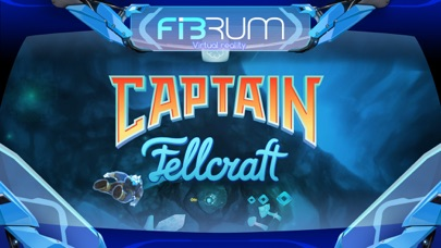 Captain Fellcraft VR screenshot for iPhone