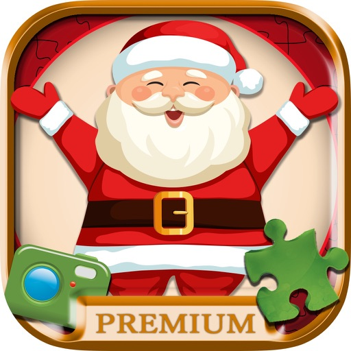 Christmas Slide Magic Puzzle & Jigsaw Game – Pro iOS App