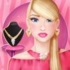 Juegos de joyas para chica-Salón de moda e joyería