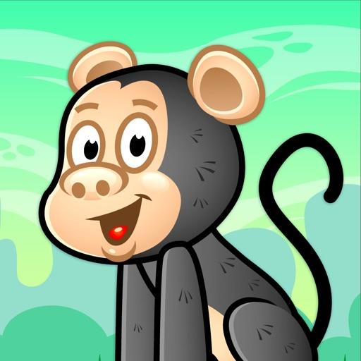 Cartoon Chimp Bubble Popper - FREE - многоуровневое лесчое приключение