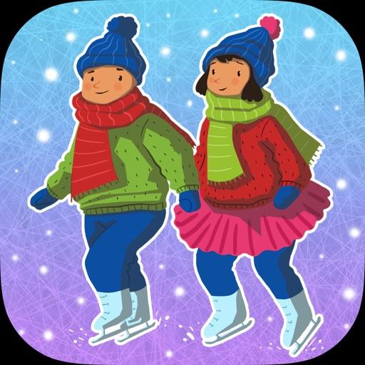Figure Skating Duet - Ice Challenge iOS App