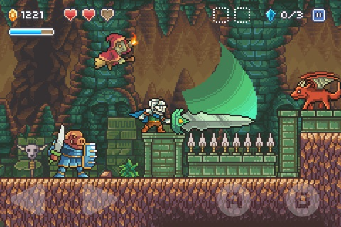 Goblin Sword screenshot 2
