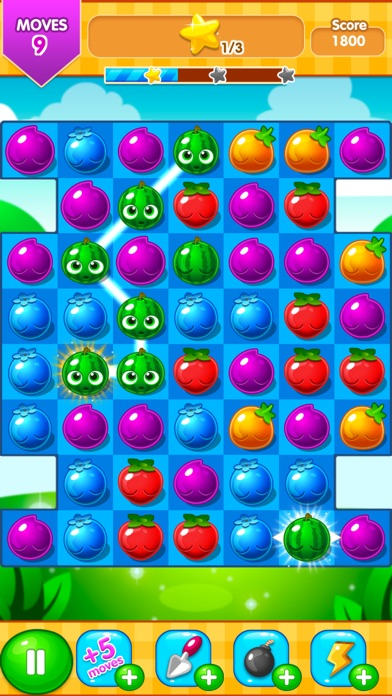 Fruit Candy Match Screenshot